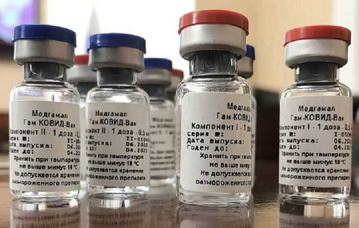 Việt Nam đã phê duyệt có điều kiện cho nhu cầu cấp bách phòng chống dịch đối với vắc xin phòng COVID-19 Sputnik V của Nga.