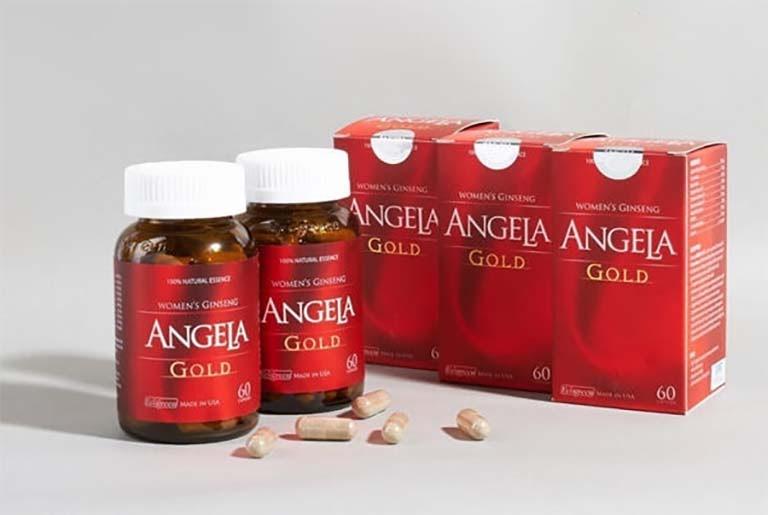Thuốc tăng nội tiết tố Angela Gold dạng viên nén uống