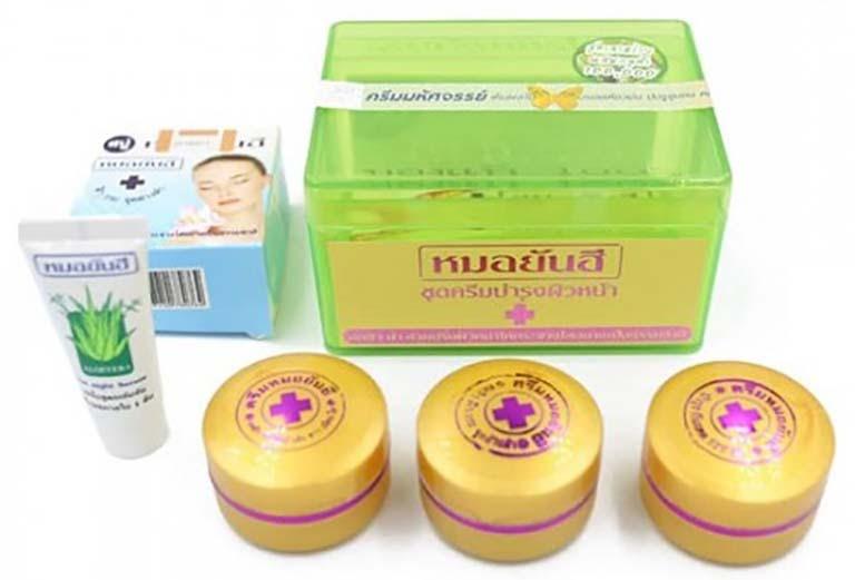 Bộ thuốc, kem trị tàn nhang Yanhee gồm 5 sản phẩm