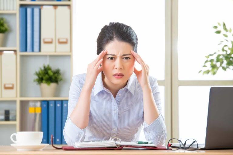 Căng thẳng cũng là nguyên nhân gây rối loạn tiền đình