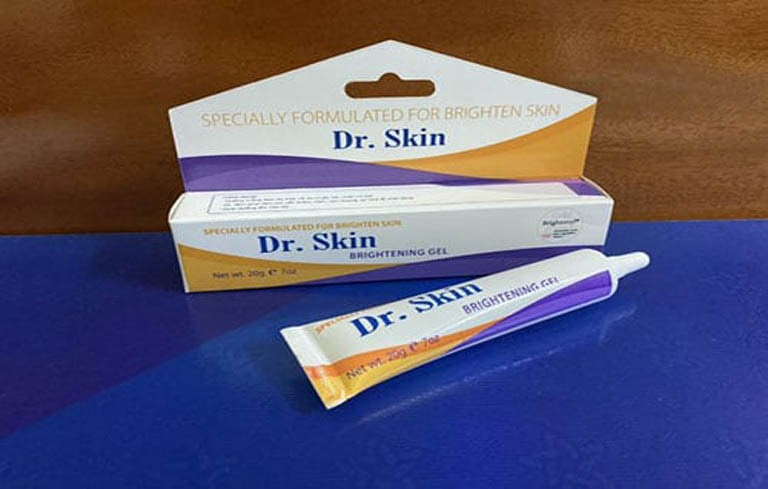 Kem trị nám da Dr Skin vừa chất lượng vừa an toàn cho da