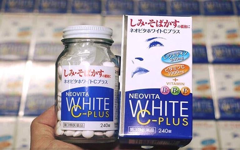 Thuốc trị nám của Nhật Bản Vita White Plus