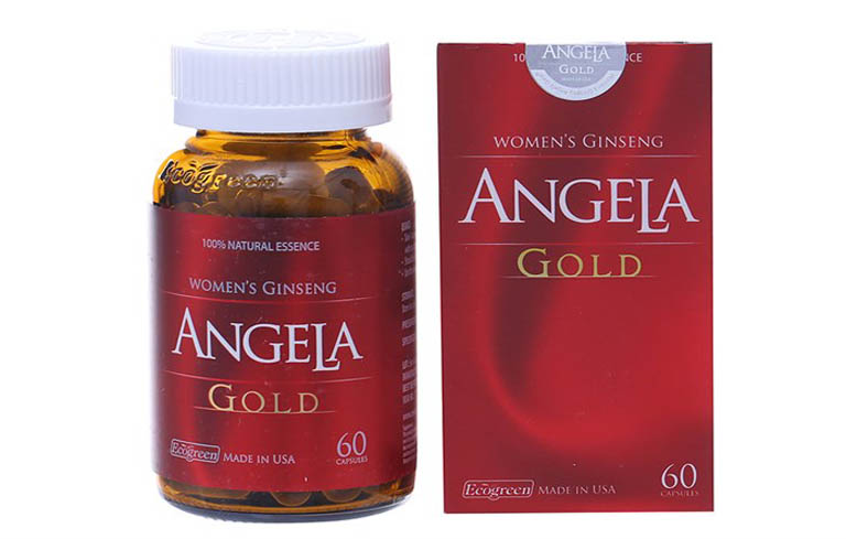 Sâm Angela Gold là viên uống dành cho phụ nữ tiền mãn kinh, mãn kinh