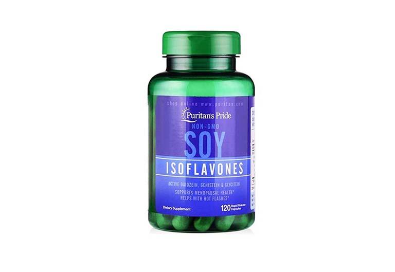 Thuốc tăng nội tiết tố Non Gmo Soy Isoflavones