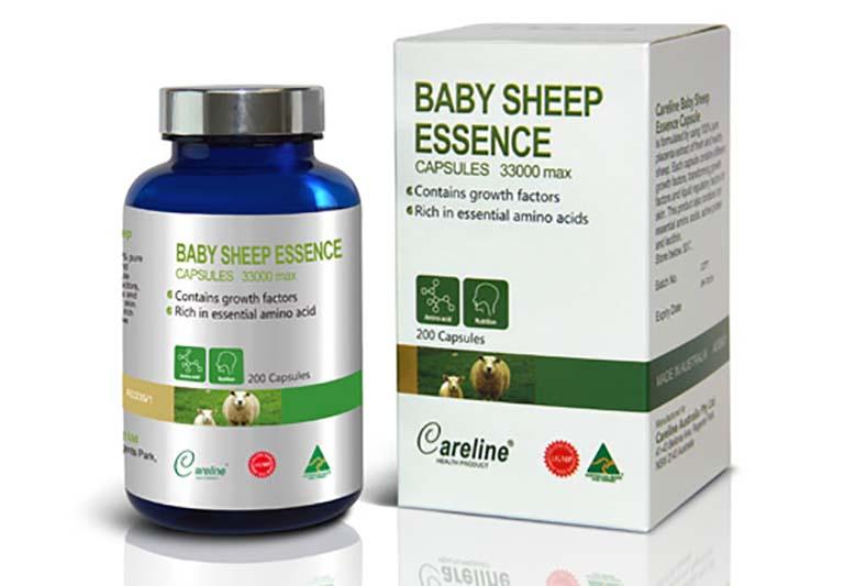Baby Sheep Careline viên uống