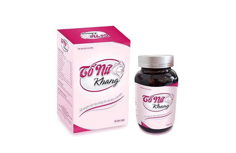 Thuốc tăng nội tiết Tố Nữ Khang