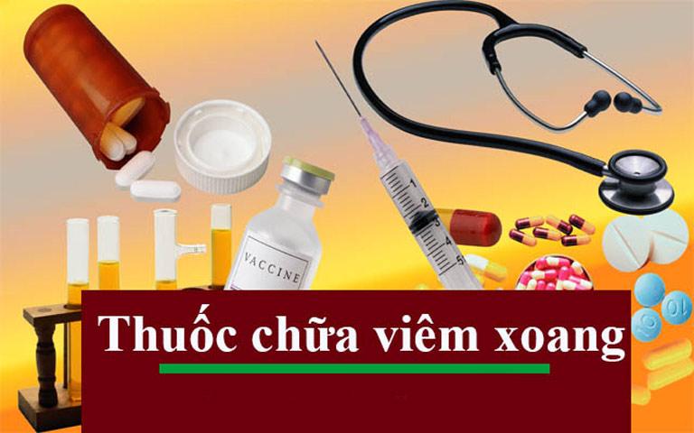 Sử dụng thuốc giúp bình thường hóa quá trình lưu thông mũi - xoang và cải thiện các triệu chứng của bệnh