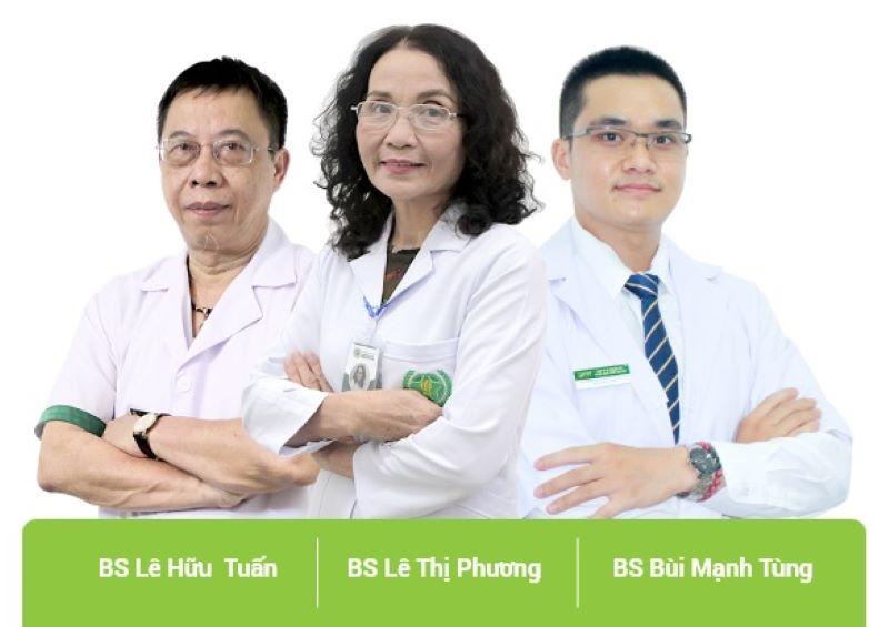 Đội ngũ cố vấn viên của Vua Điện Giải đều là những bác sĩ có nhiều năm kinh nghiệm