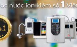 Vua Điện Giải cung cấp đa dạng các model máy lọc nước ion kiềm
