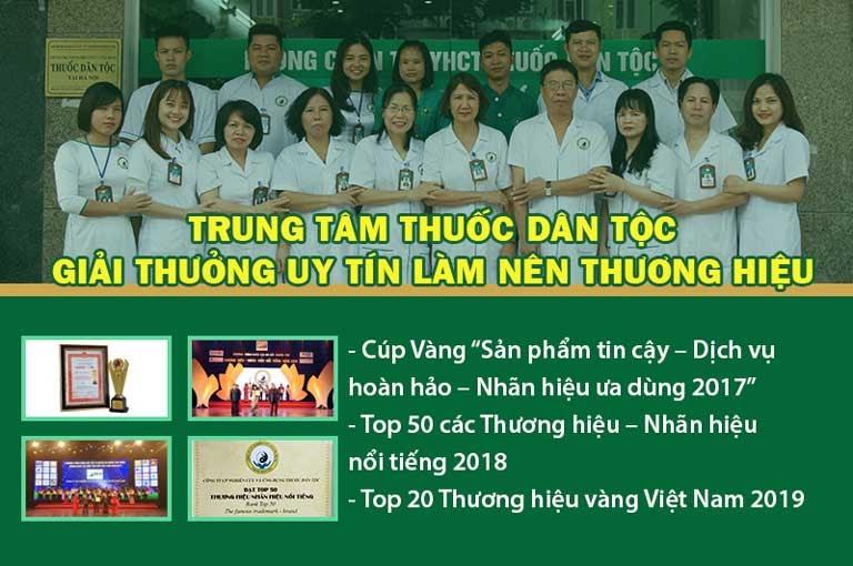 Trung tâm Thuốc dân tộc dẫn đầu lĩnh vực khám chữa bệnh bằng YHCT
