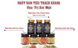"""Nhất Nam Tiêu Thạch Khang - Bài thuốc """"khắc tinh"""" sỏi mật"""