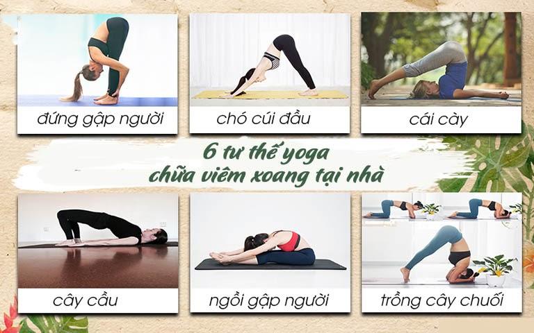 Một số tư thế yoga chữa viêm xoang tại nhà