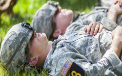Bí kíp đi vào giấc ngủ trong 1 - 2 phút của lính Mỹ