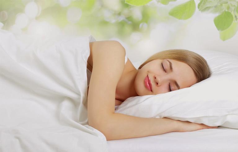 Cách ngủ nhanh và sâu giấc nên áp dụng