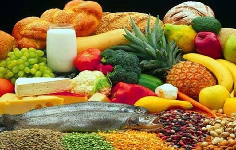 Xây dựng chế độ ăn uống khoa học, đầy đủ dinh dưỡng