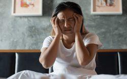 Căng thẳng mất ngủ thường xuyên là nguyên nhân gây trầm cảm