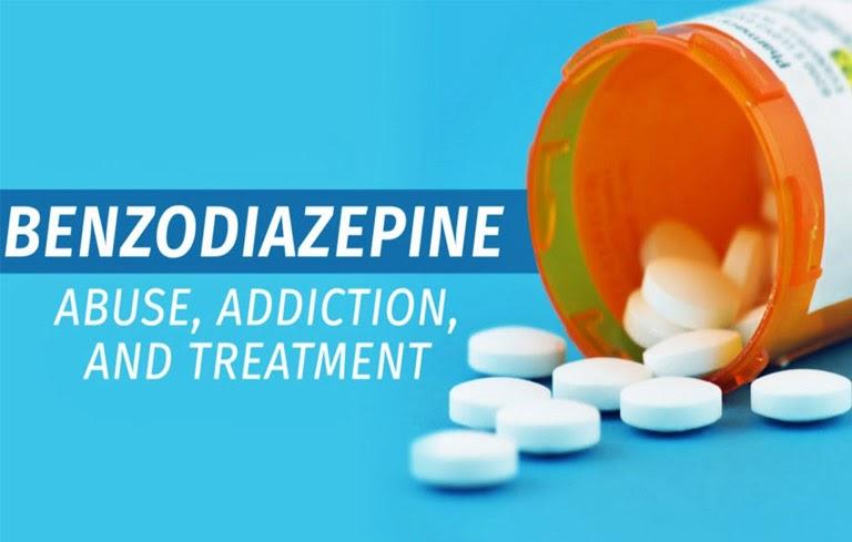 Nhóm thuốc Benzodiazepin trị giấc ngủ