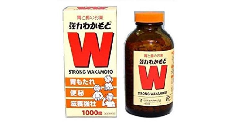 Thuốc điều trị vi khuẩn Hp của Nhật