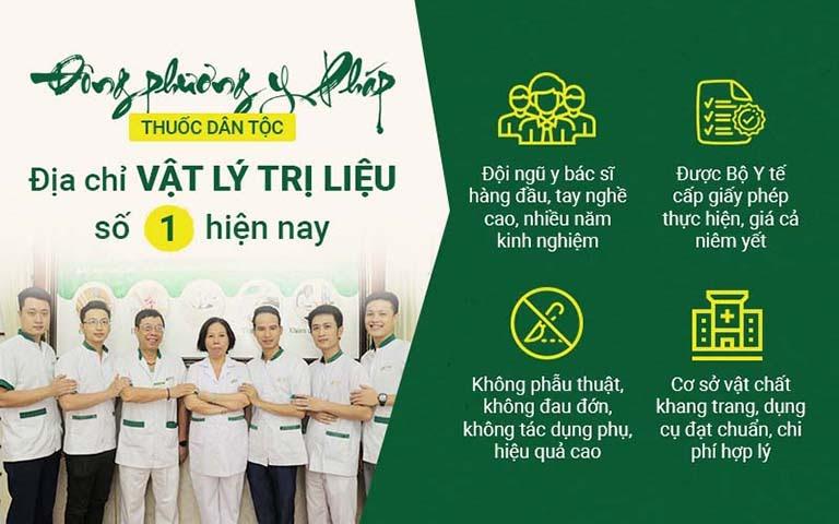 Đông phương Y pháp - Đơn vị chữa bệnh không dùng thuốc đáng tin cậy số 1