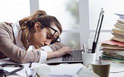 Mất ngủ khiến cơ thể mệt mỏi, ảnh hưởng đến chất lượng hoạt động