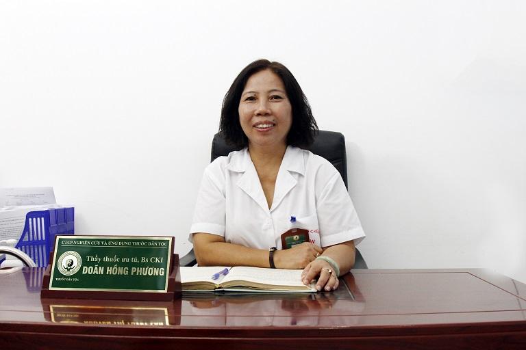 TTƯT, bác sĩ Doãn Hồng Phương