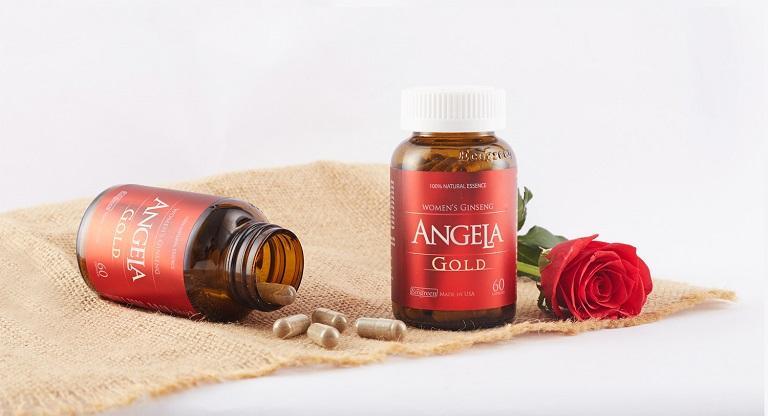 Sâm Angela Gold – giải pháp tuyệt vời cho nữ giới bị lãnh cảm