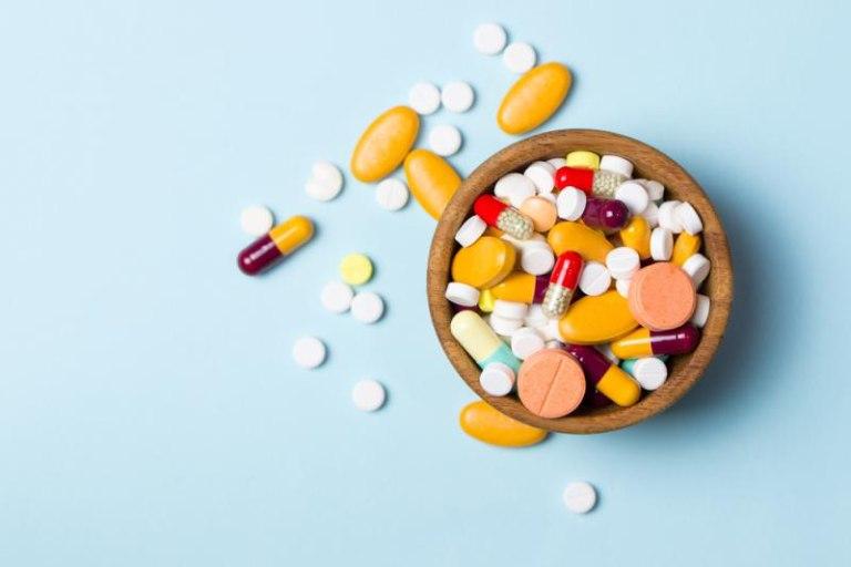 Sử dụng thuốc Tây chữa viêm họng hạt