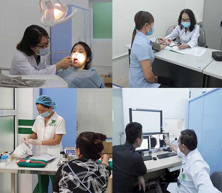 Quy trình khám bệnh kết hợp Đông - Tây y giúp chẩn bệnh chính xác