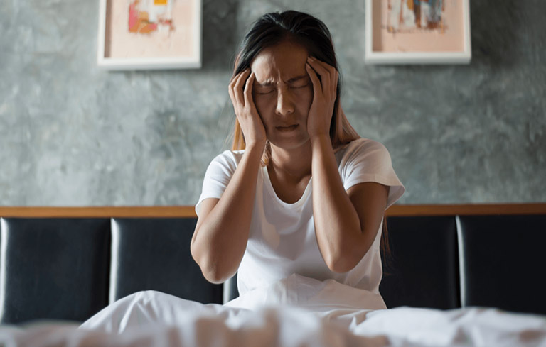Mất ngủ do rối loạn lo âu là bệnh lý phức tạp khó điều trị