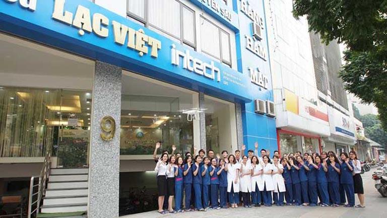 Nha khoa Lạc Việt Intech