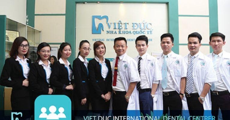 Nha khoa Quốc tế Việt Đức địa chỉ niềng răng đáng cậy cho mọi khách hàng.