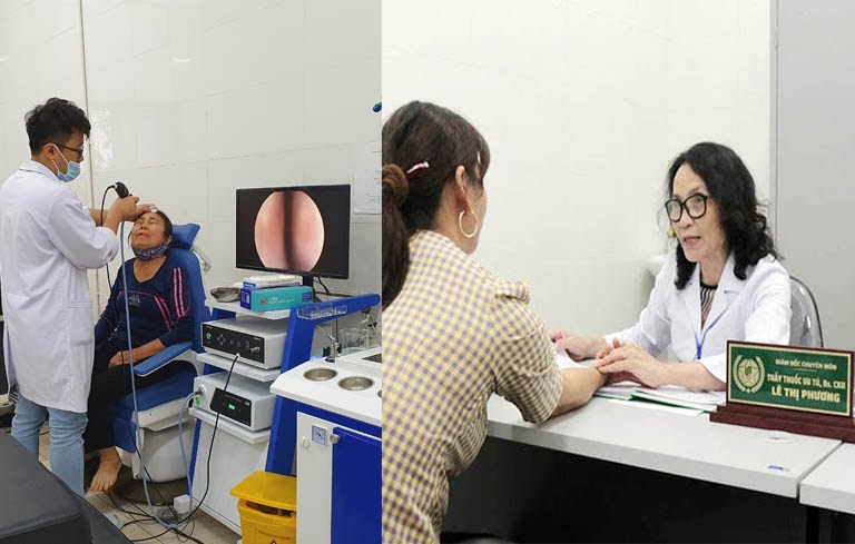 Phương pháp chẩn bệnh kết hợp Đông Tây y