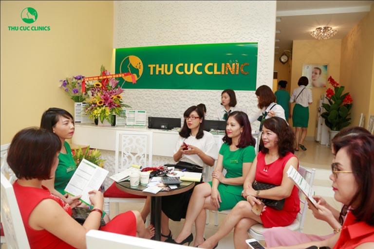 Thu Cúc Clinic - Địa chỉ nha khoa uy tín