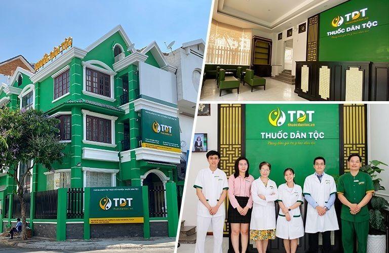 Cở sở Thuốc dân tộc trong thành phố Hồ Chí Minh