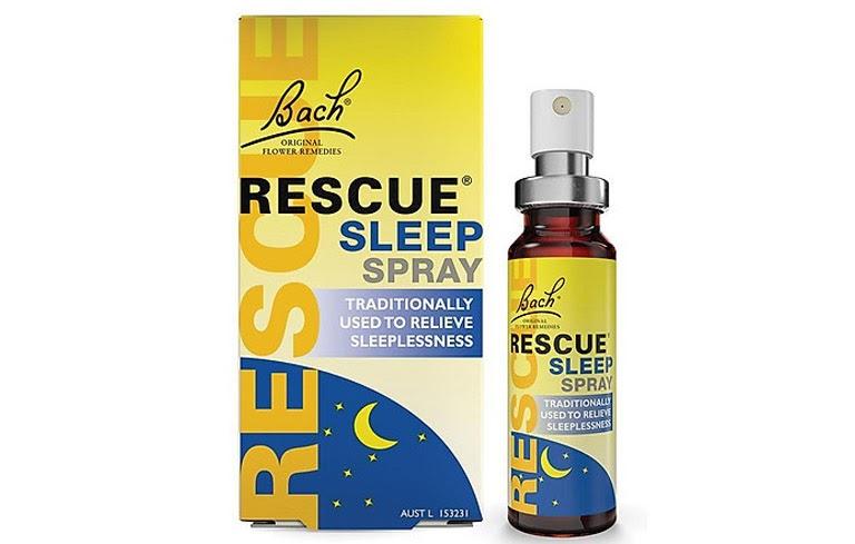 Rescue Sleep là thuốc gây ngủ có tác dụng rất nhanh