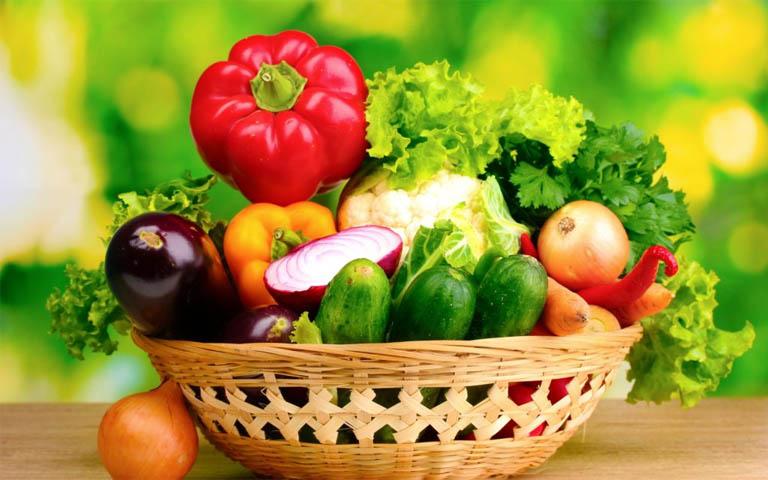 Ăn uống lành mạnh hỗ trợ điều trị viêm họng hạt