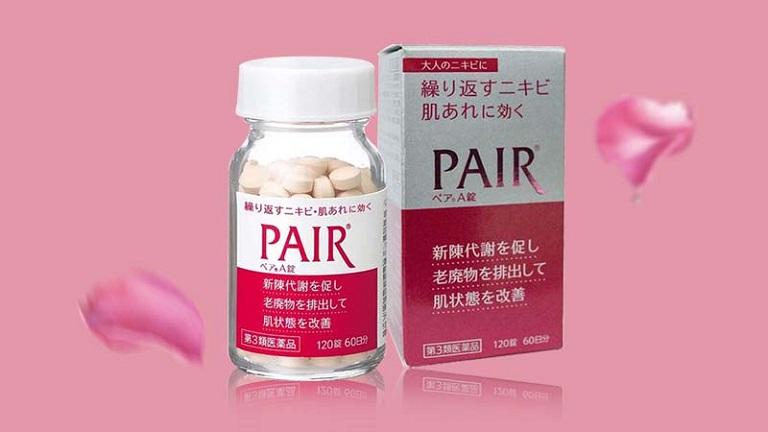 Viên uống Lion Pair giúp loại bỏ mụn nội tiết hiệu quả từ bên trong cơ thể