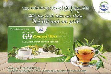 g9 green tea