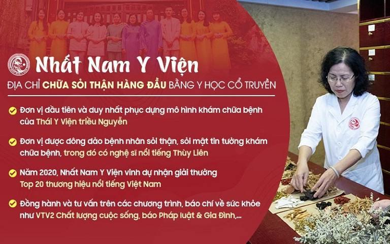 Đánh giá của TS.BS Nguyễn Thị Vân Anh về bài thuốc chữa sỏi Nhất Nam Tiêu Thạch Khang
