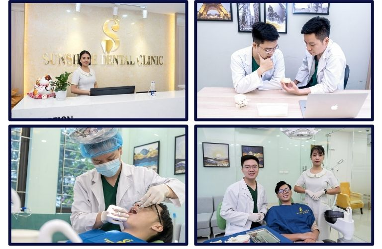 Sunshine Dental Clinics đã điều trị thành công hàng ngàn ca thẩm mỹ