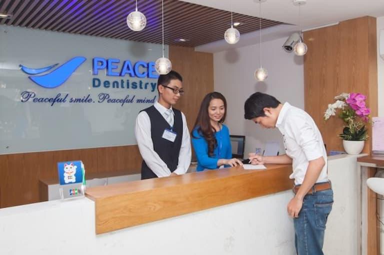 Nha khoa Peace Dentrytrist