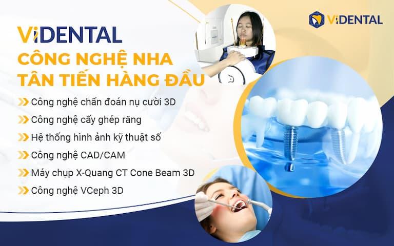 Vidental cam kết mang đến dịch vụ bọc răng sứ an toàn, chất lượng và tiết kiệm