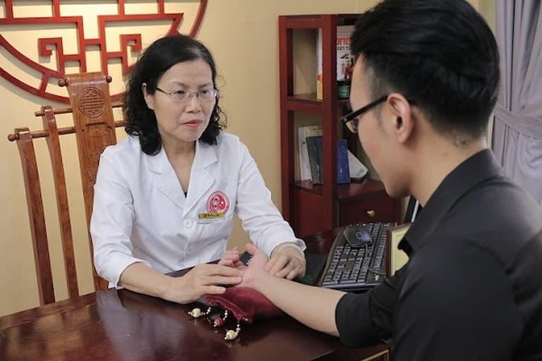 Bác sĩ Vân Anh đã chữa khỏi cho nhiều nam giới yếu sinh lý