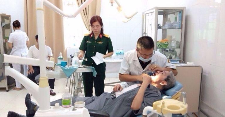 Khoa Răng - Hàm - Mặt Bệnh viện Quân y 103 là nơi chuyên đào tạo cán bộ y tế cho nhiều cơ sở nha khoa tại Hà Nội