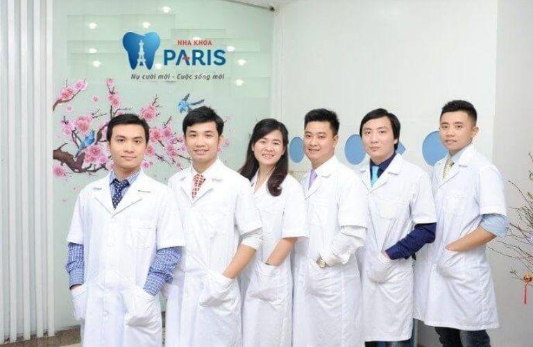 Nha khoa Paris sở hữu đội ngũ bác sĩ giàu kinh nghiệm, chuyên môn cao hàng đầu tại Việt Nam