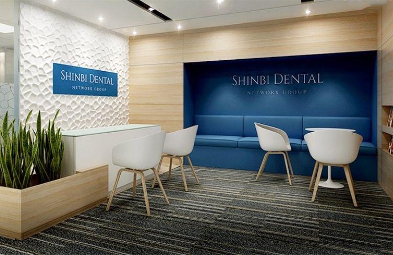Nha khoa thẩm mỹ Quốc tế Shinbi Dental chất lượng cao