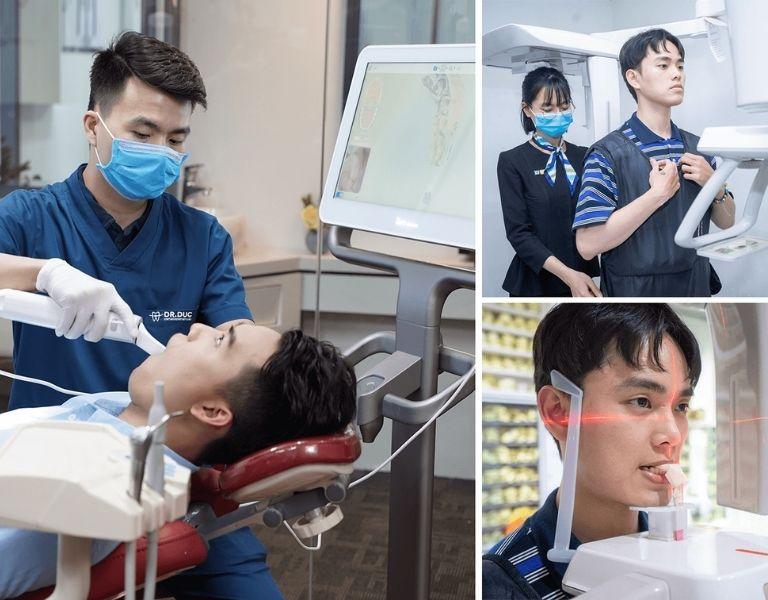 Nha khoa Thúy Đức sở hữu trang thiết bị máy móc hiện đại, tân tiến bậc nhất tại Việt Nam