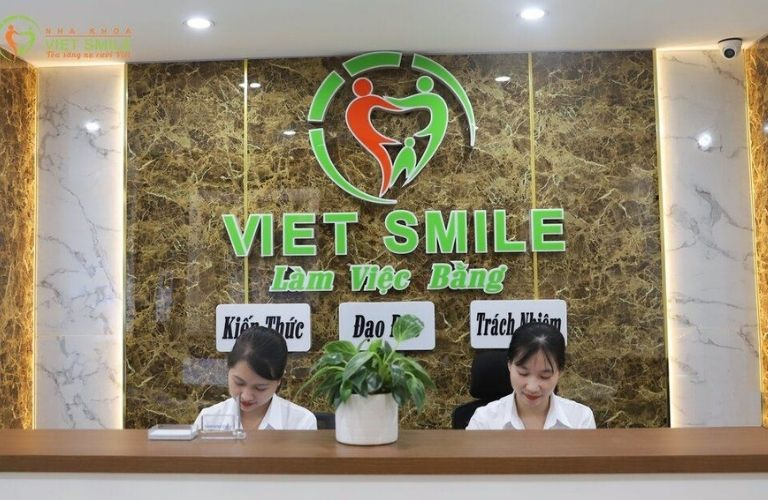 Nha khoa VIET SMILE địa chỉ niềng răng uy tín tại Hà Nội
